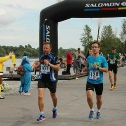 Jüri Jaansoni Kahe Silla Jooks - Andero Sopp (107), Jakob Gill (120)