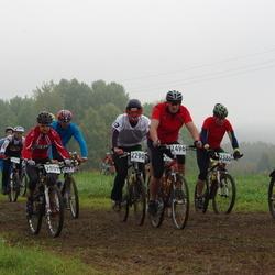 SEB 15. Tartu Rattamaraton - Joonas Remm (2290), Kalev Tammik (2386), Ove Kangur (2490), Anatoliy Serbin (2801)