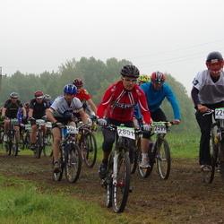 SEB 15. Tartu Rattamaraton - Joonas Remm (2290), Anatoliy Serbin (2801), Urmas Vesso (3074)