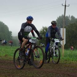 SEB 15. Tartu Rattamaraton - Andrew Tukhov (2446), Arto Lähetkangas (3032)