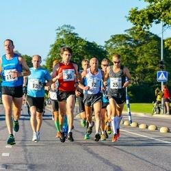 SEB Tallinna Maraton - Ago Veilberg (12), Hardo Reinart (25), Allan Männi (30)