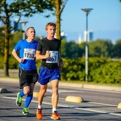 SEB Tallinna Maraton - Sten Pisang (267), Alvin Vann (1733)