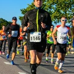 SEB Tallinna Maraton - Artur Telling (1146), Siim Saidla (2038)