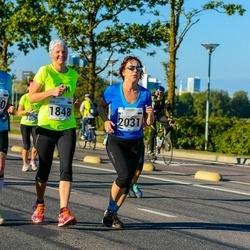 SEB Tallinna Maraton - Anne-Ly Lään (1848), Aet Kull (2031)