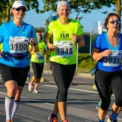 SEB Tallinna Maraton - Ülle Suursaar (1100), Anne-Ly Lään (1848), Aet Kull (2031)