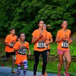 Nike Noortejooks - Mariliis Palm (162), Anna-Maria Semjonova (166)