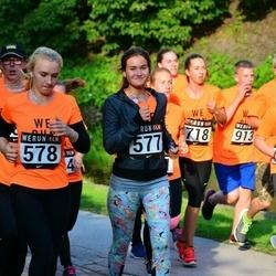 Nike Noortejooks - Anastasia Musakko (577), Tuuliki Suder (578)