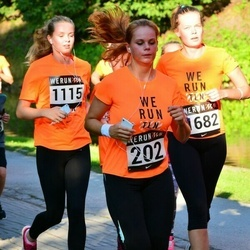 Nike Noortejooks - Jekaterina Dankevits (202), Ann Kaarde (1115), Liis Turu (1682)