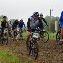 SEB 15. Tartu Rattamaraton - Igor Sulemenkov (2080), Edgar Külaots (2208), Mati Saarend (2306), Andrew Tukhov (2446), Ando Käos (2459)