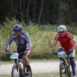 SEB 15. Tartu Rattamaraton - Aare Einsoo (5235), Aleksander Strand (5278)