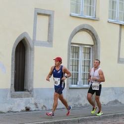 SEB Tallinna Maraton - Andre Abner (43), Konstantin Kozlov (2213)