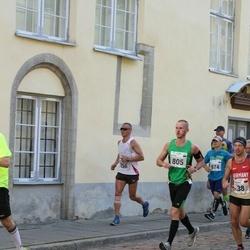 SEB Tallinna Maraton - Alexander Roeder (38), Lauri Tanner (256), Martin Paberit (805), Artur Raudna (974)