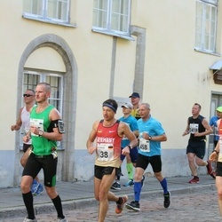 SEB Tallinna Maraton - Alexander Roeder (38), Margus Ibis (458), Andrei Nikiforov (1418)