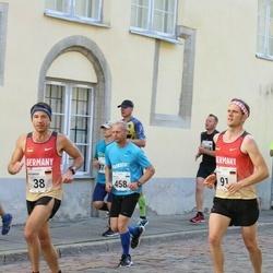 SEB Tallinna Maraton - Alexander Roeder (38), Jonas Lenz (91), Margus Ibis (458)