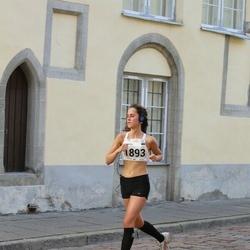 SEB Tallinna Maraton - Birgitti Pilvet (1893)