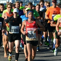 SEB Tallinna Maraton - Alexander Roeder (38), Mikhail Zhitenev (2128)