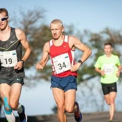 SEB Tallinna Maraton - Bert Tippi (19), Rauno Reinart (34)