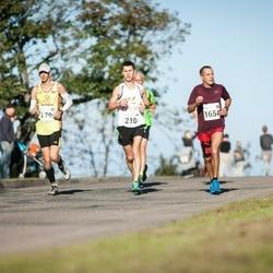 SEB Tallinna Maraton - Andris Leja (179), Vyacheslav Boltrukevich (210), Aigars Lusis (1654)