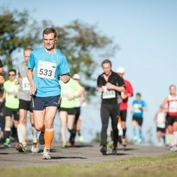 SEB Tallinna Maraton - Ando Kangur (533), Karl Erlenheim (575)