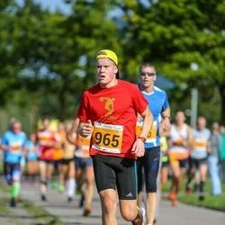 SEB Tallinna Maraton - Christopher Kalev (965)