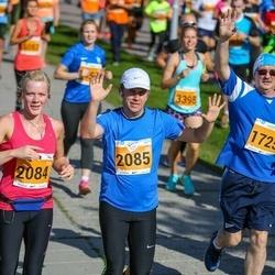 SEB Tallinna Maraton - Annika Kraaner (2084), Kairo Kraaner (2085)
