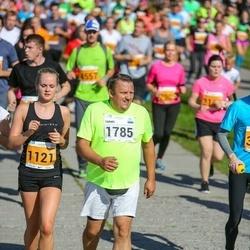 SEB Tallinna Maraton - Carolina Camilla Graf (1121), Tarmo Mutso (1785)