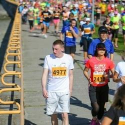 SEB Tallinna Maraton - Ami Sato (2418), Deniss Korol (4977)