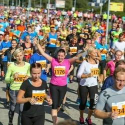 SEB Tallinna Maraton - Annika Teino (1176)