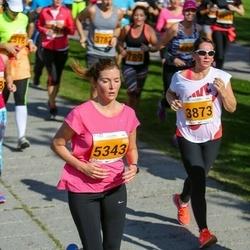 SEB Tallinna Maraton - Marika Milk (3873), Birgit Potter (5343)