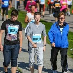 SEB Tallinna Maraton - Anatoli Gorbunov (10852), Igor Ivanov (10853)