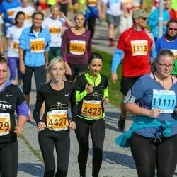 SEB Tallinna Maraton - Anna Lavrentsova (4427), Galina Pilat (4428)