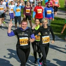 SEB Tallinna Maraton - Anna Lavrentsova (4427), Galina Pilat (4428), Maria Andrejeva (4429)