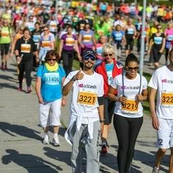 SEB Tallinna Maraton - Josepha Miltony (3219), Advait Shah (3221)