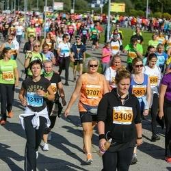SEB Tallinna Maraton - Berit Lauring (3409), Sofia Männo (13451)
