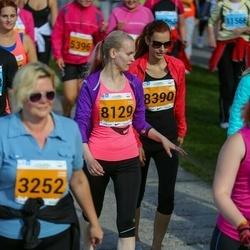 SEB Tallinna Maraton - Annika Aasoja (8129), Annemari Aasoja (8390)