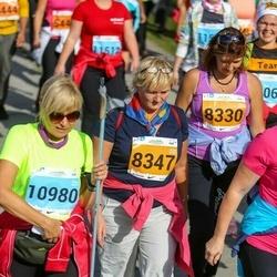 SEB Tallinna Maraton - Imbi Ingeland (8330), Taimi Keskküla (8347)