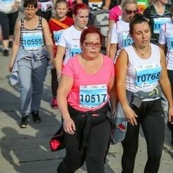 SEB Tallinna Maraton - Jaanika Lukas (10517), Maire Juhansoo (10768)