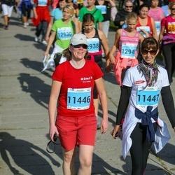 SEB Tallinna Maraton - Anne Värbu (11446), Berit Tamme (11447)