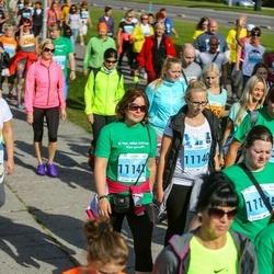 SEB Tallinna Maraton - Age Kasela (11140), Merike Ulrich (11141)