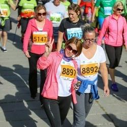 SEB Tallinna Maraton - Anna Boronenkova (8891), Jelena Snigur (8892)
