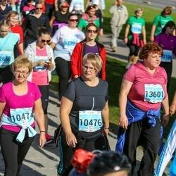 SEB Tallinna Maraton - Kaia Suik (10474), Krista Mullamaa (10476), Tatjana Satsinskaja (13601)