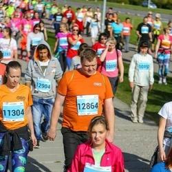 SEB Tallinna Maraton - Sirje Hiiesalu (11304), Taur Tõnismäe (12864)