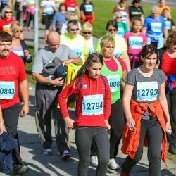 SEB Tallinna Maraton - Arseni Sanzarovski (12793), Anna Sanzarovskaya (12794)