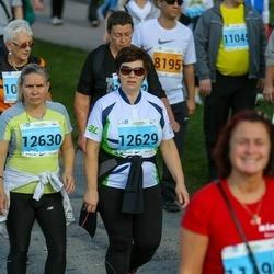 SEB Tallinna Maraton - Anita Ivask (12629), Evelyn Kruus (12630)