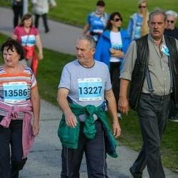SEB Tallinna Maraton - Boriss Jersov (13227), Irina Saihhutdinova (13586)