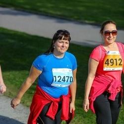 SEB Tallinna Maraton - Annabel Hiis (4912), Annela Loos (12470)