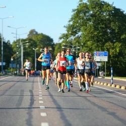 SEB Tallinna Maraton - Ago Veilberg (12), Allan Männi (30), Johannes Erixon (118)