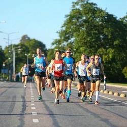 SEB Tallinna Maraton - Ago Veilberg (12), Hardo Reinart (25), Allan Männi (30), Johannes Erixon (118)