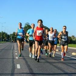 SEB Tallinna Maraton - Hardo Reinart (25), Allan Männi (30)