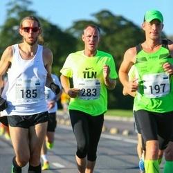 SEB Tallinna Maraton - Kain Väljaots (185), Janek Labe (283)